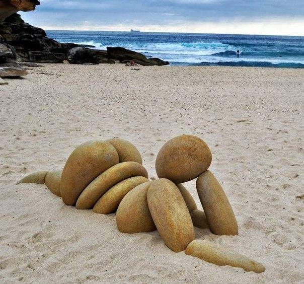 C'est la rentrée !!! dans Chemin beach-art