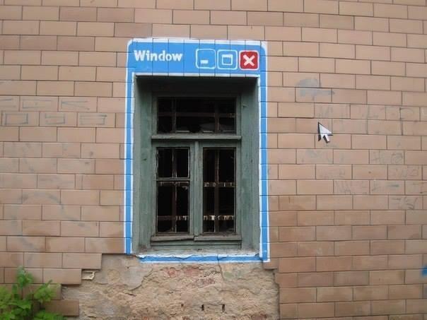 Ah oui ! c'est jour d'image ! dans Chemin street-art-window