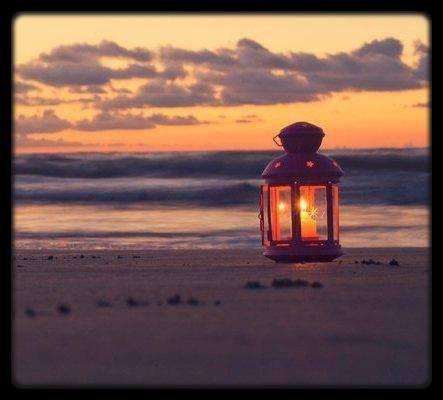 LAMPE DE PLAGE