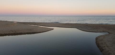 RIVIERE ET OCEAN