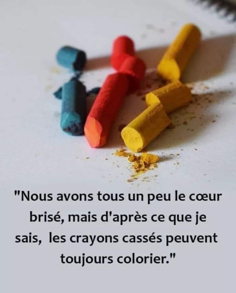 CRAYONS CASSES_